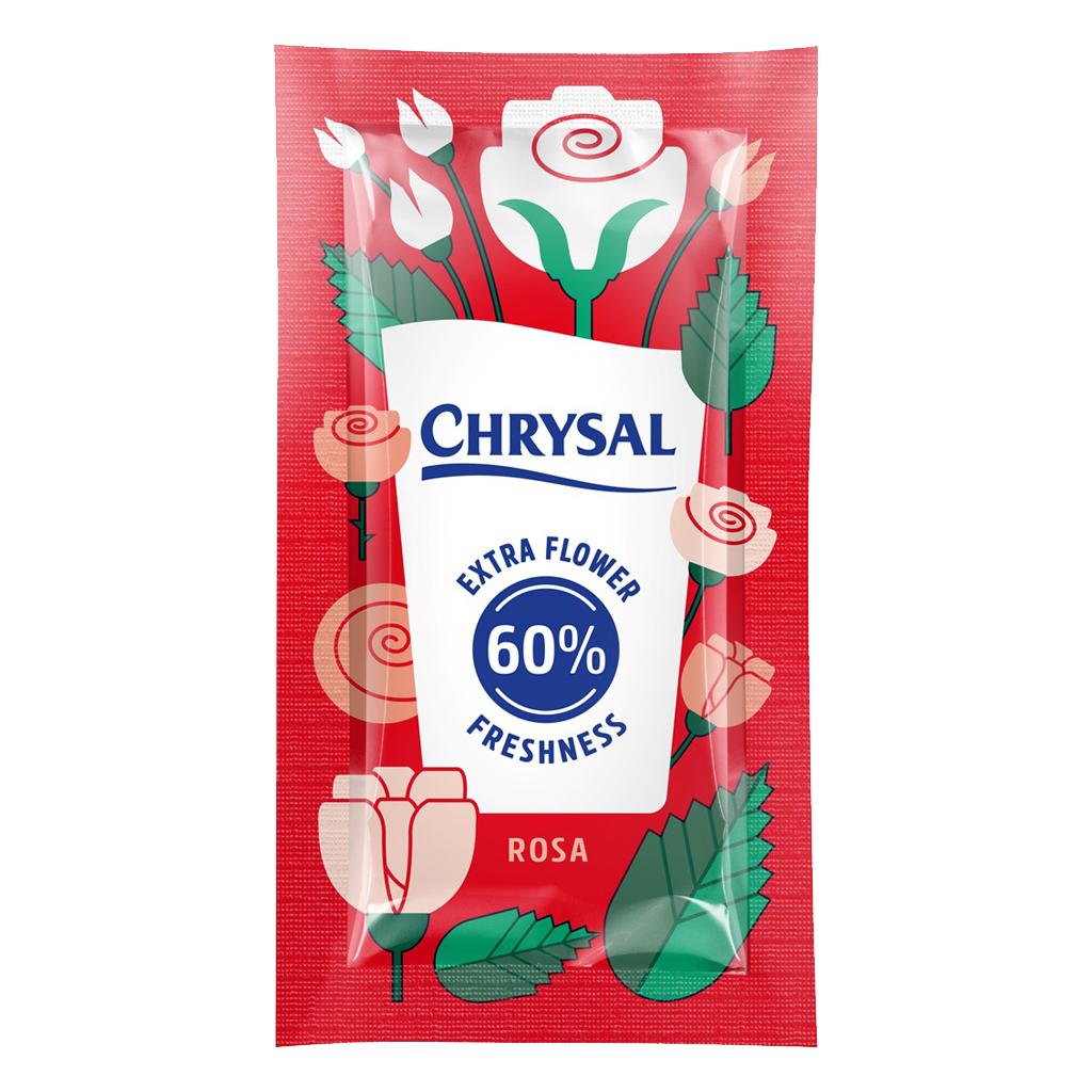 Chrysal Cut flower food Roses.пакетик 10 гр на 1 литр 10шт упак