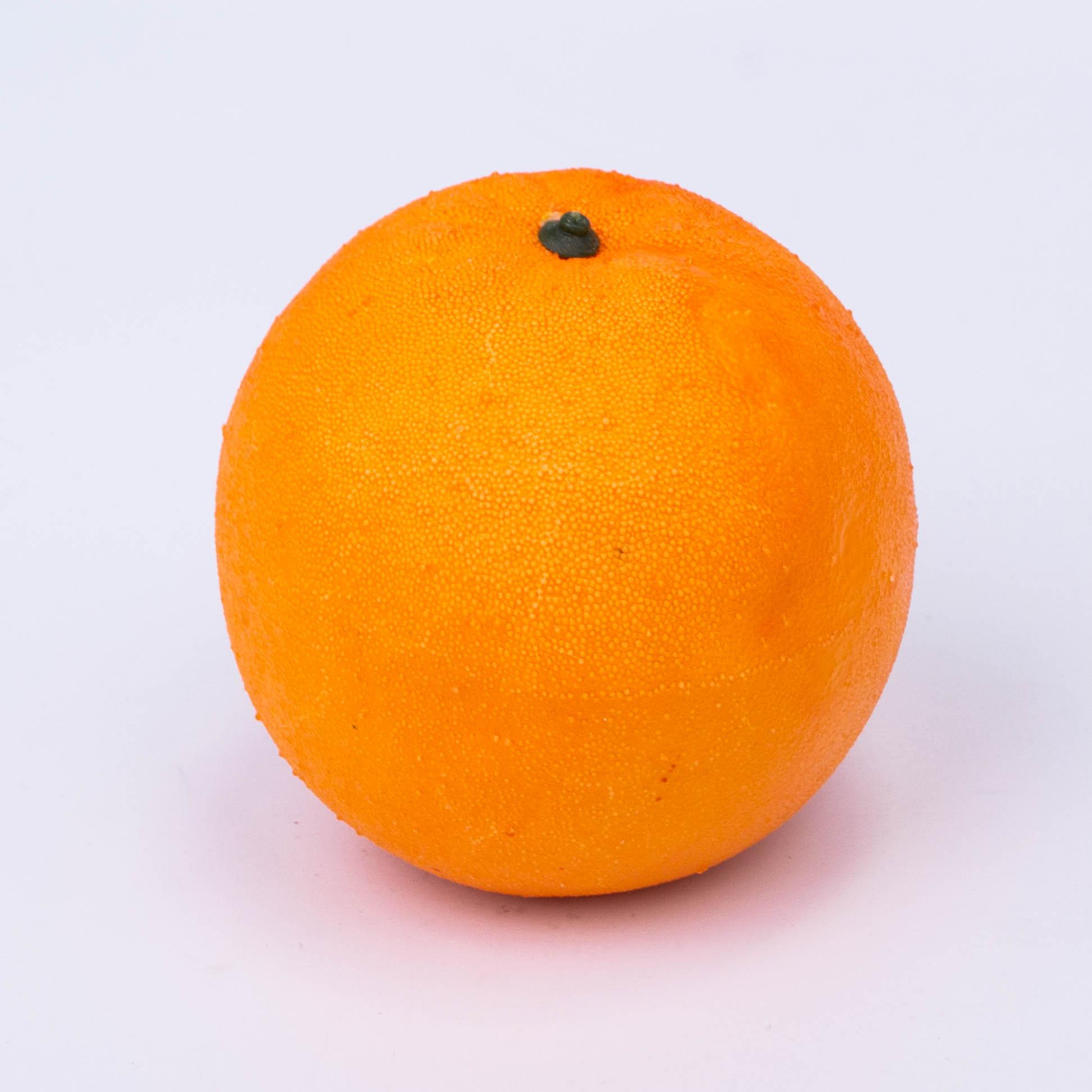 Апельсин муляж