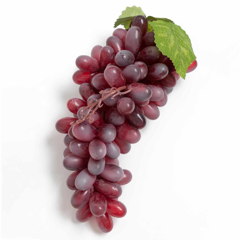 Виноград муляж в ассртименте 21см