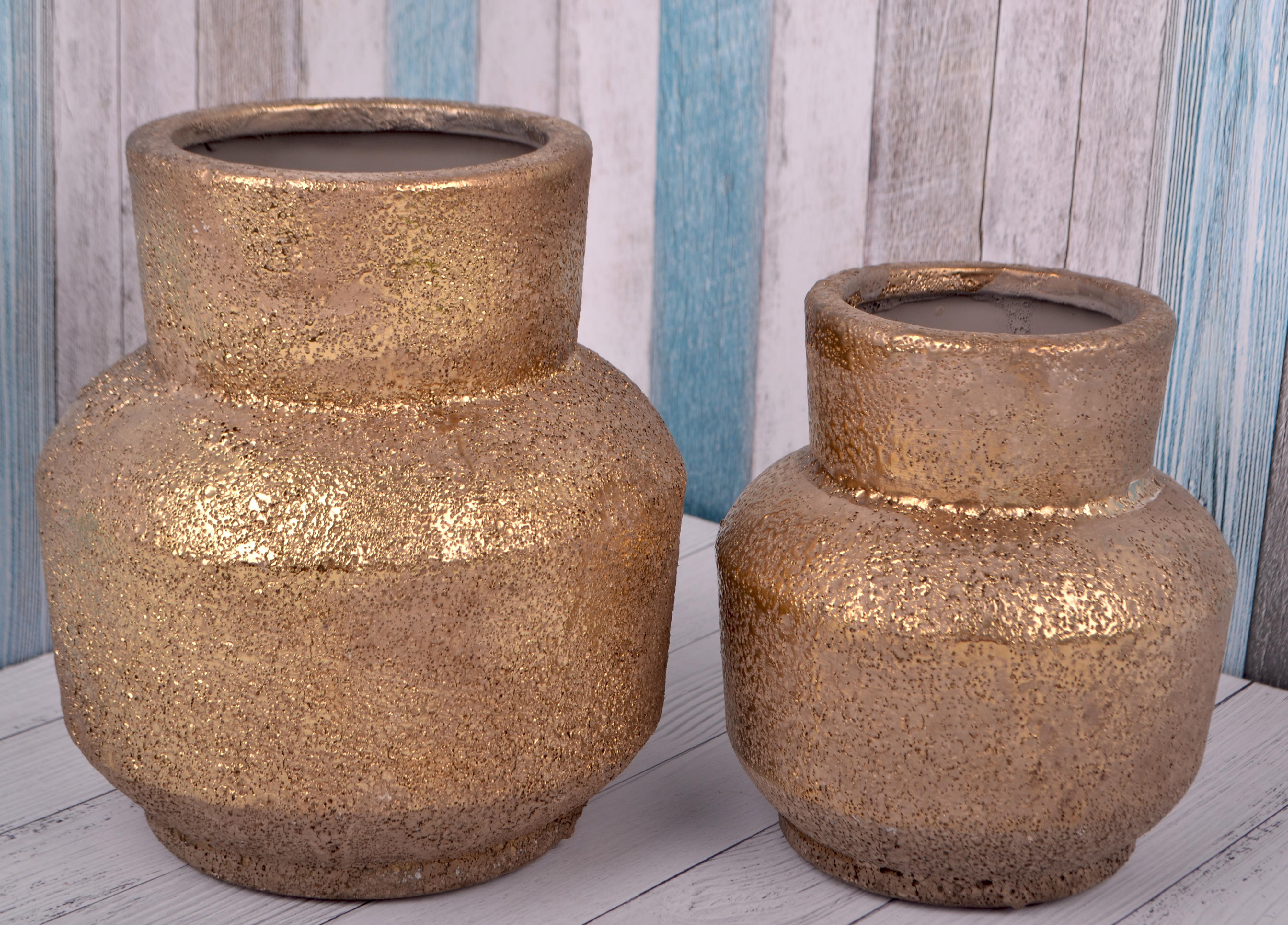 Ваза керамика египетская 2. 12.5X16