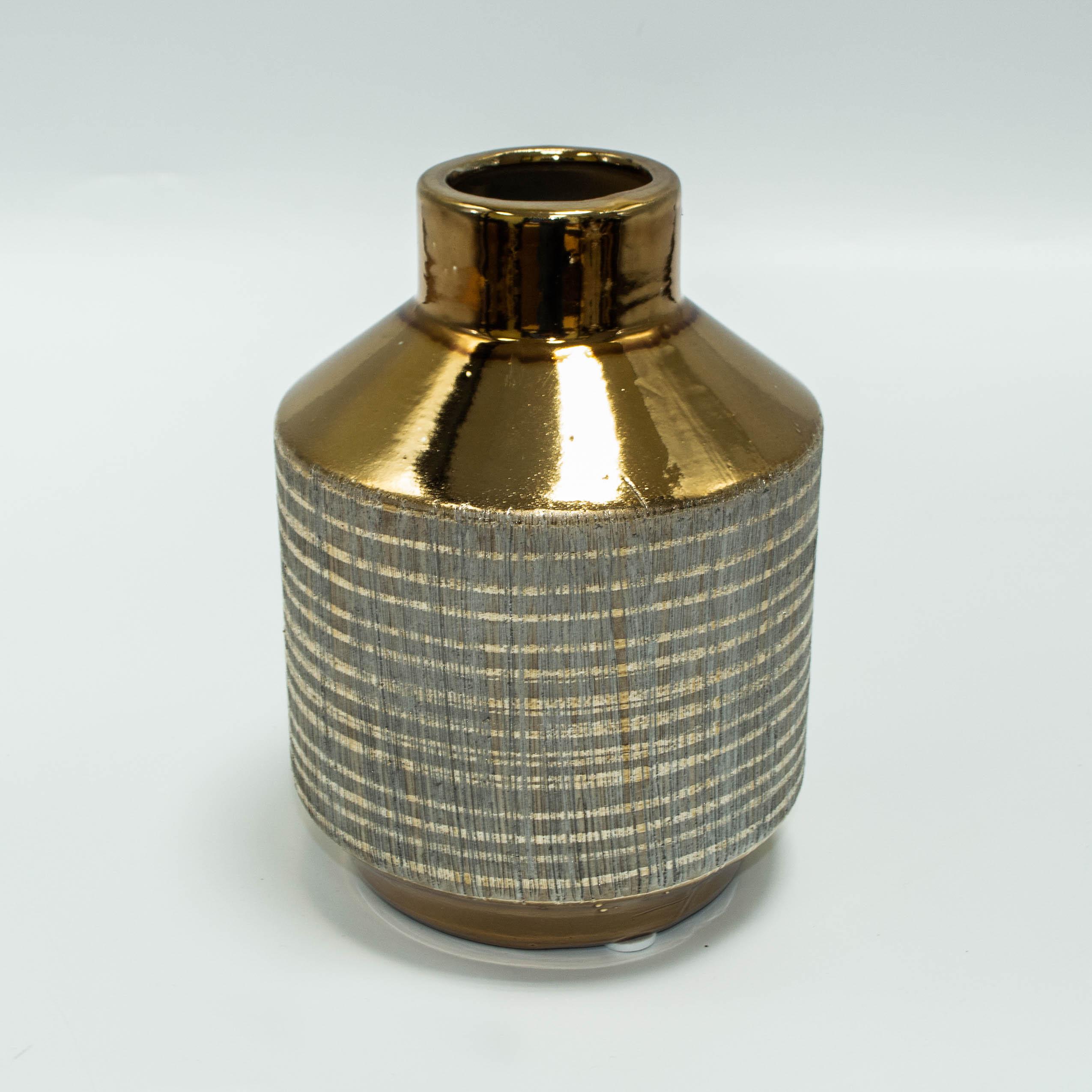 Ваза керамическая 18см 19199 тм24