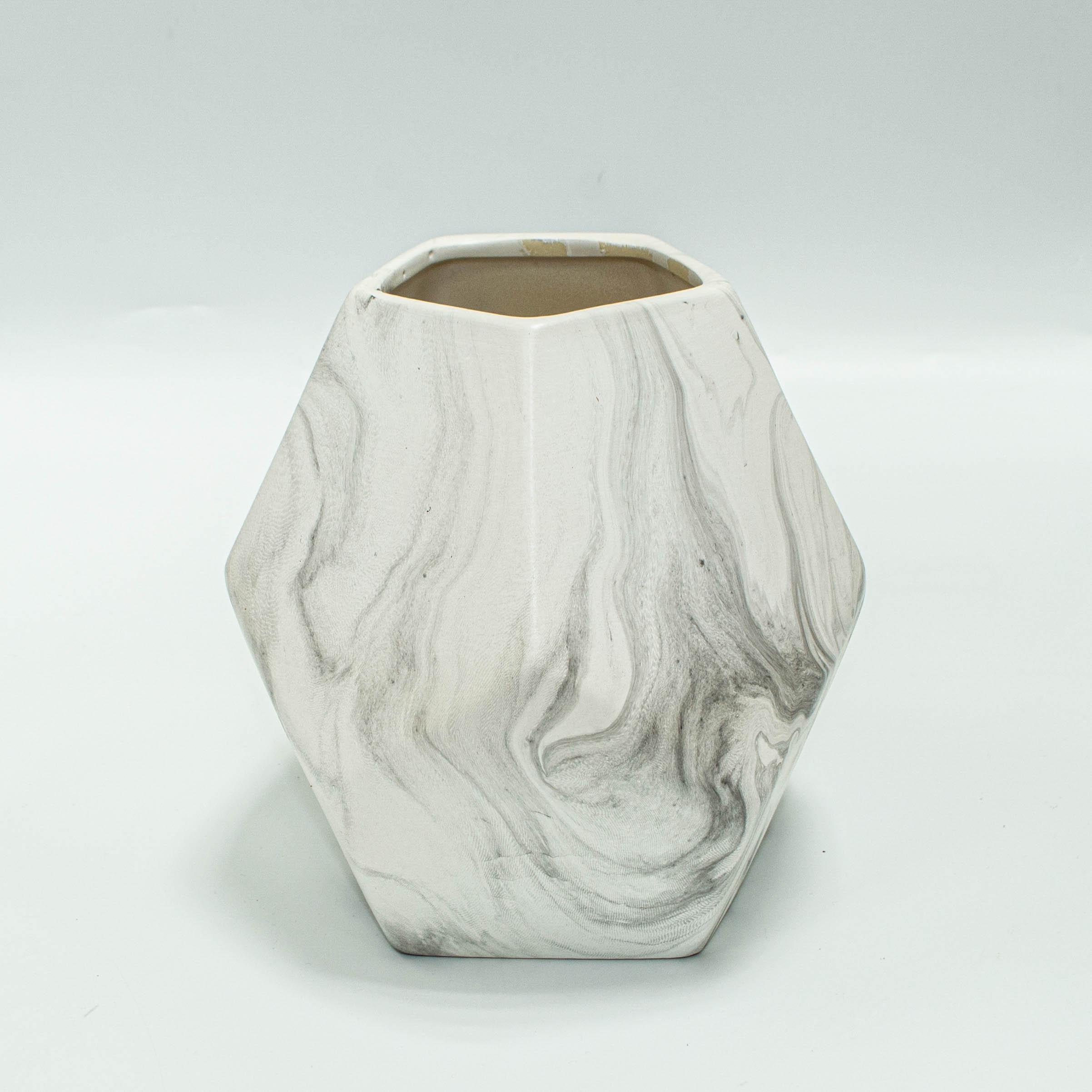 Ваза керамическая 18см 3-7231-7 тм12