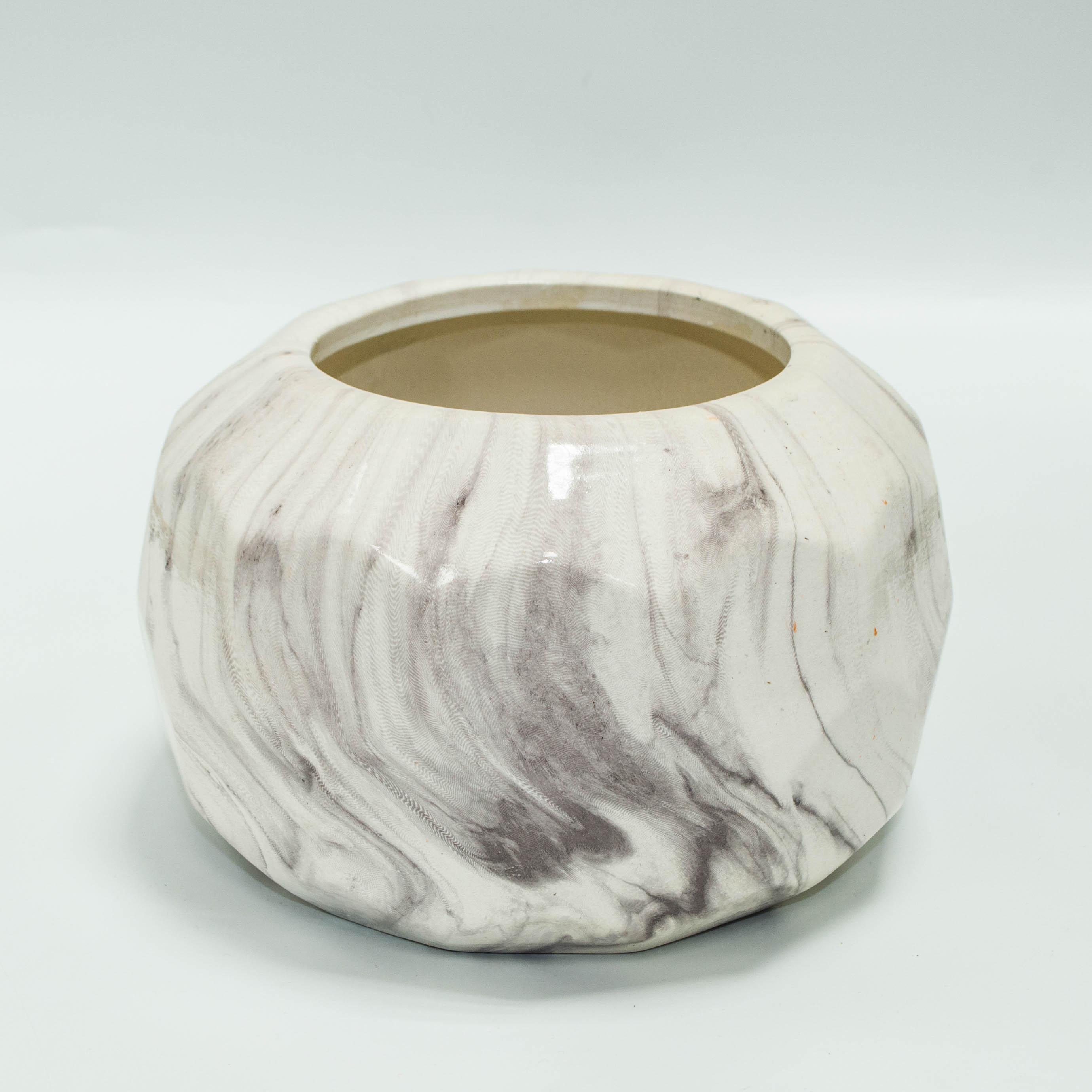 Ваза керамическая 18см 5-7233-7.5 тм12