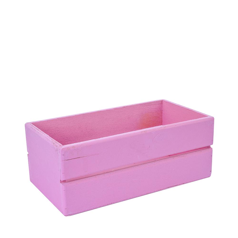 А Ящик под оазис рейка 25*13*10 розовый
