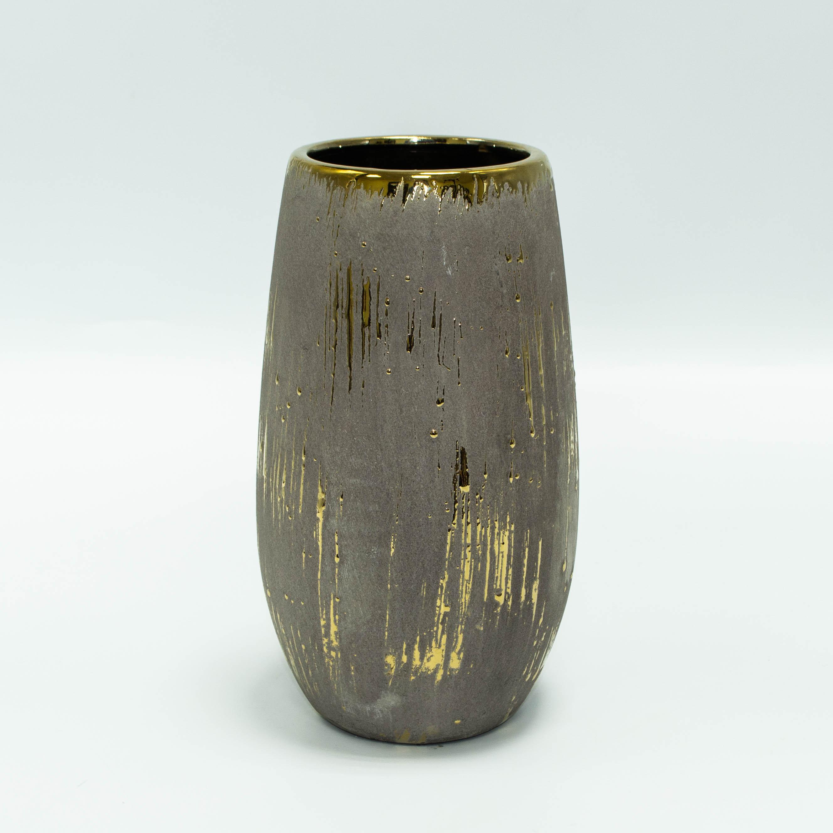 Ваза керамическая 21см 13016a м12