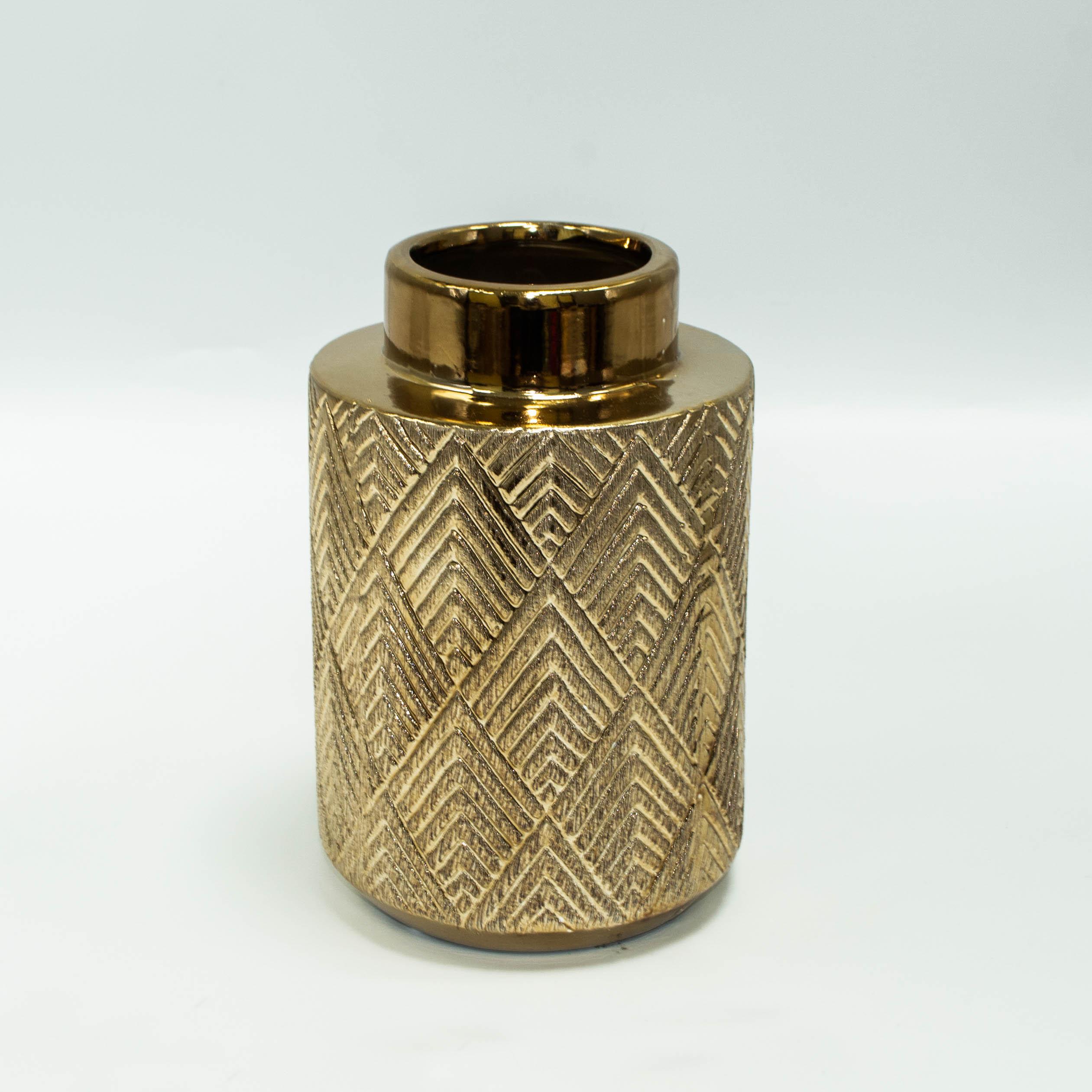 Ваза керамическая 21см 19166 тм16