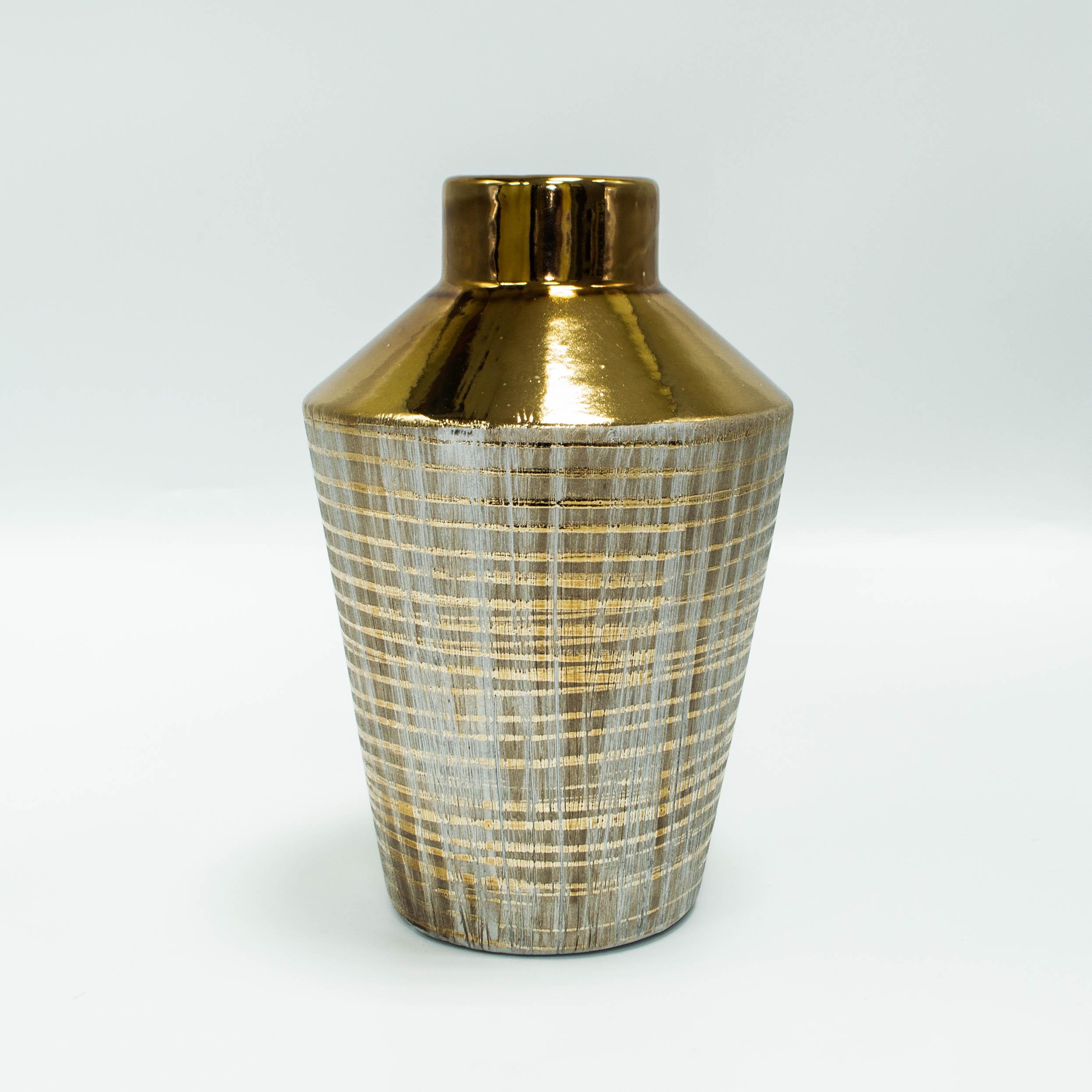 Ваза керамическая 22см 19204 тм16