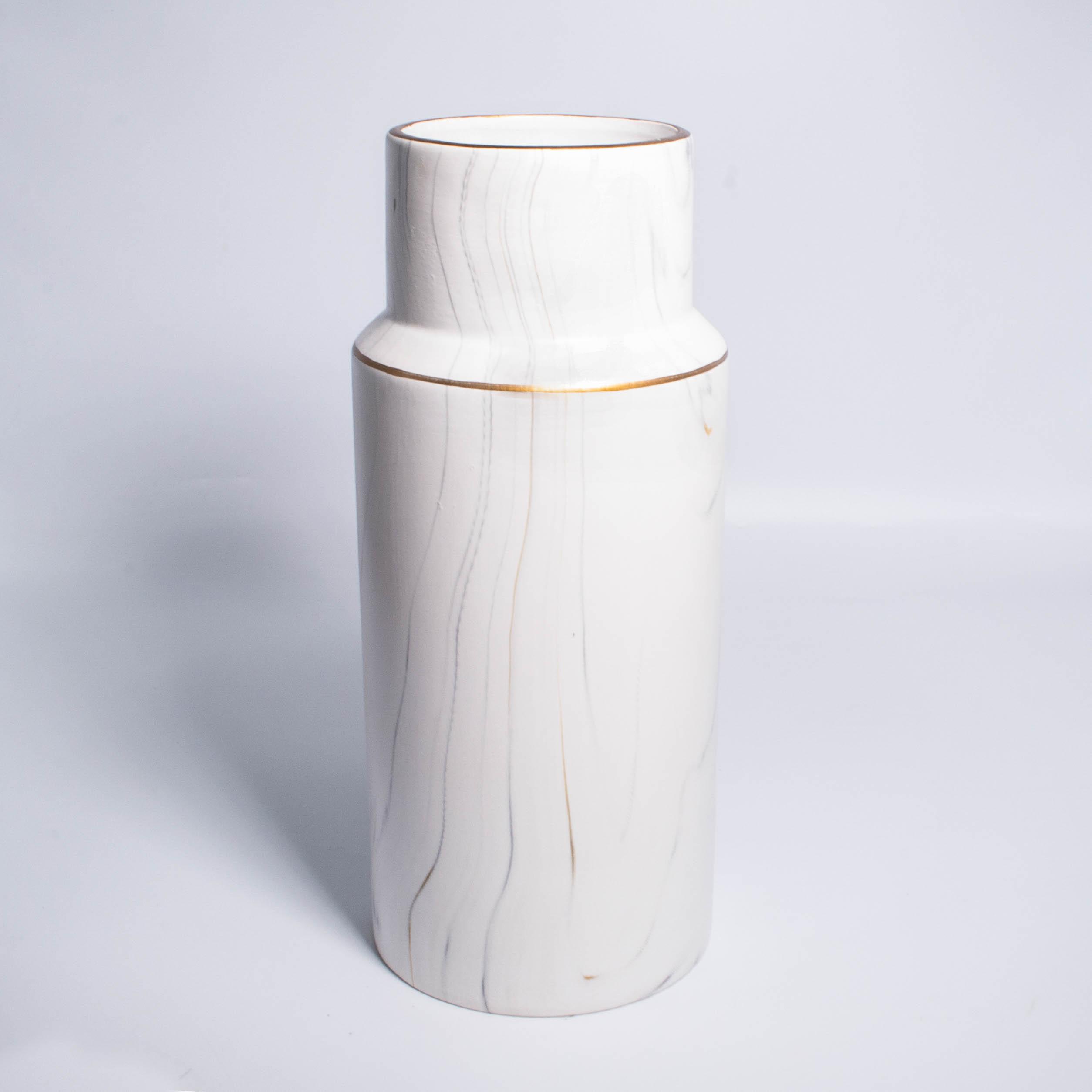 Ваза керамическая 28см HM3698 тм16