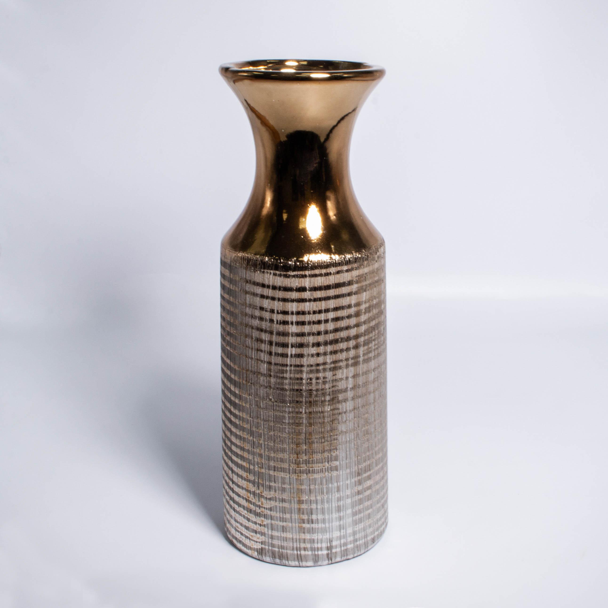 Ваза керамическая 30см 19183 тм12