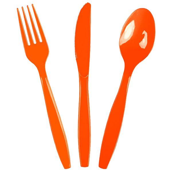 Столовые приборы Orange Peel 24шт/А