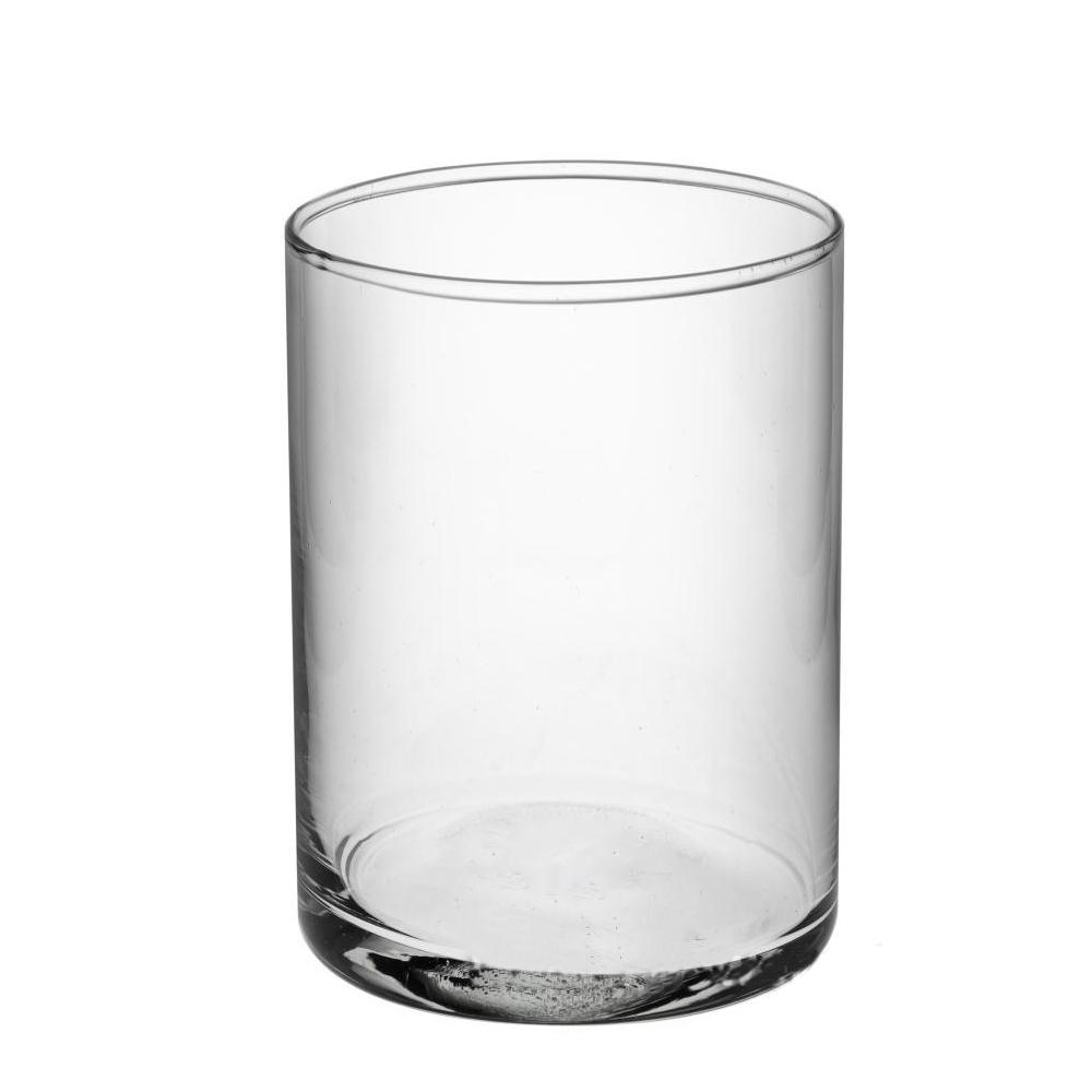 Ваза Трубка 146 (стекло) D14.6*H25см