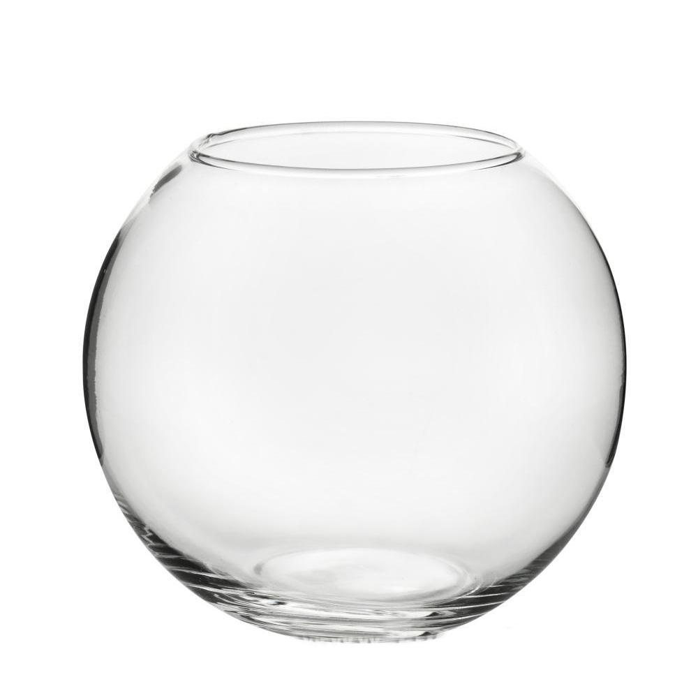 Ваза Шаровая 5 л (стекло) D22.7*H19.2см
