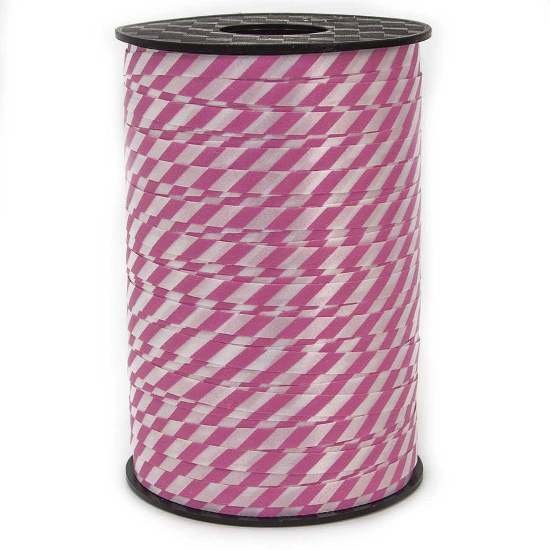 Лента Диагонали Розовый 5мм*250м