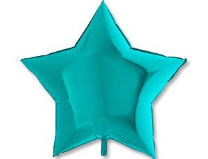 G 36 Звезда Металлик Tiffany