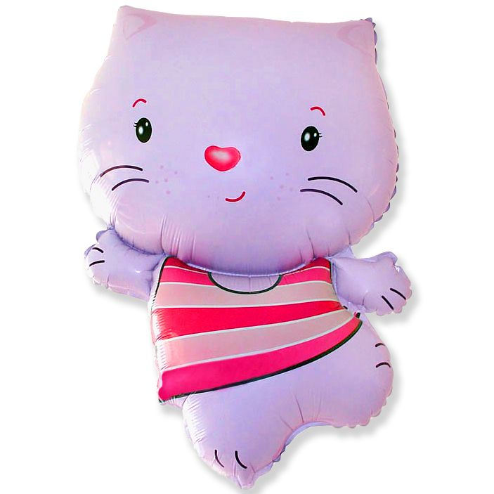Котенок (розовый) мини