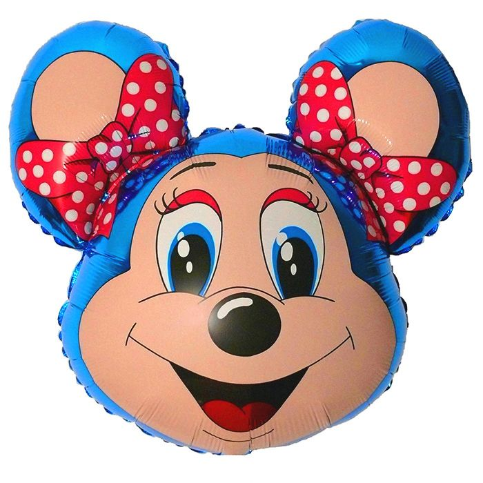 Лолли-мышонок (синий) мини