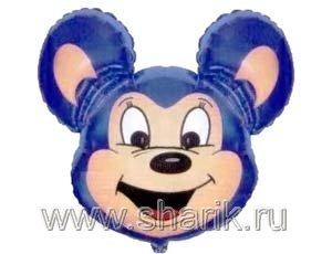 Майти Маус (синий) мини