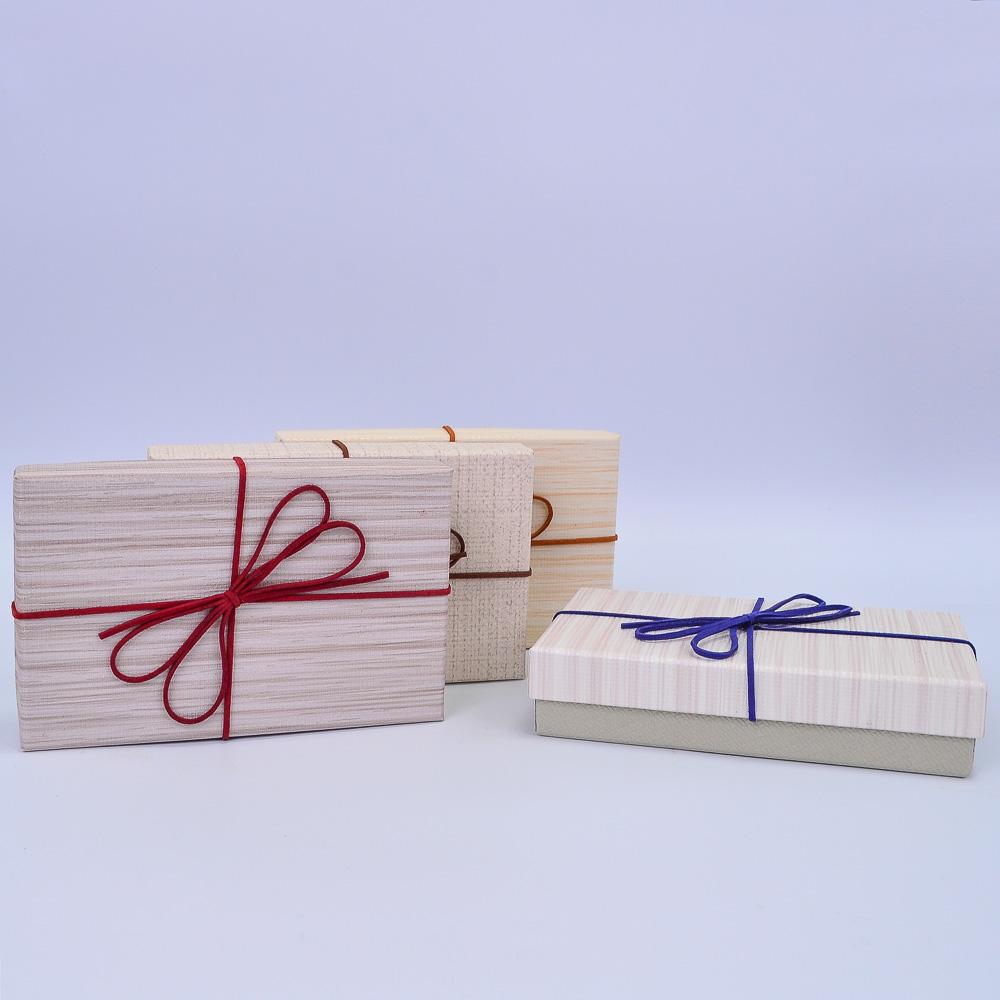 Подарочная коробка Прямоугольник цвет МИКС 13*13*12.8 см ТМ120