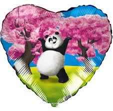 Ag 18 Сердце Панда