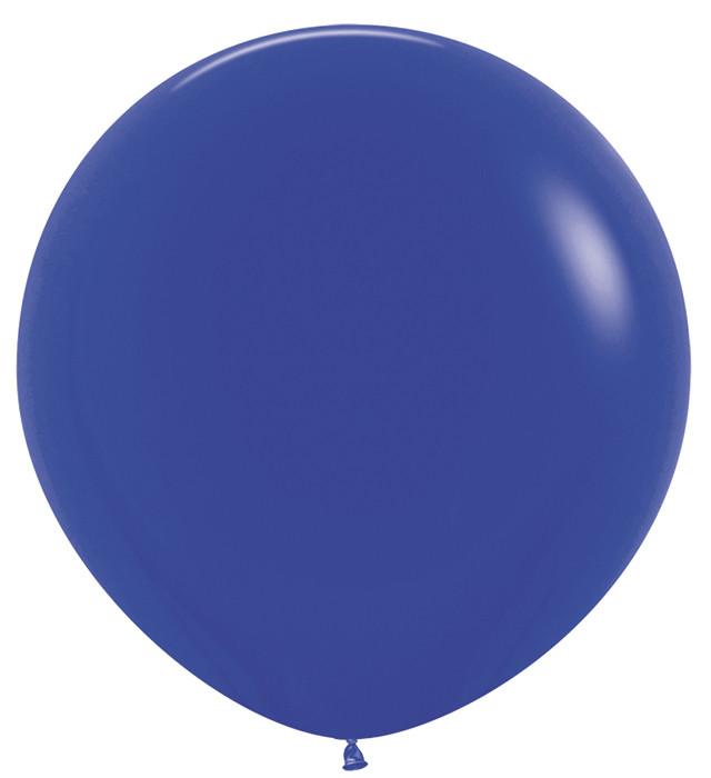 Большие (метровые) Синий. Пастель 1шт