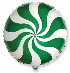 FM 18 Круг Леденец Зеленый