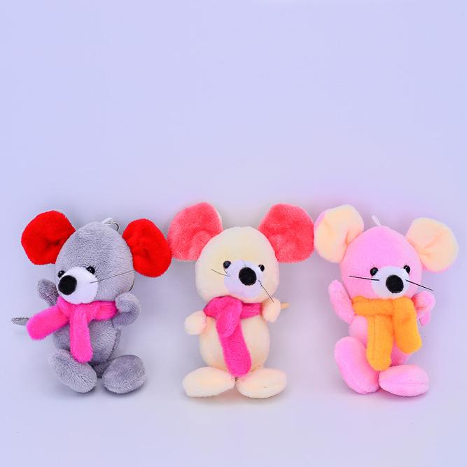 Мягкая игрушка Брелок Мышка TL0590874