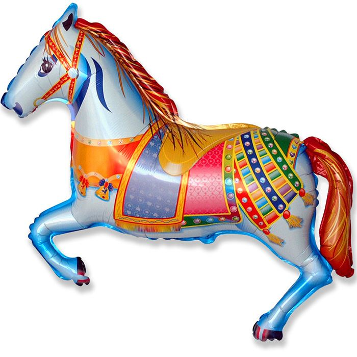 Лошадь кружева Фигура