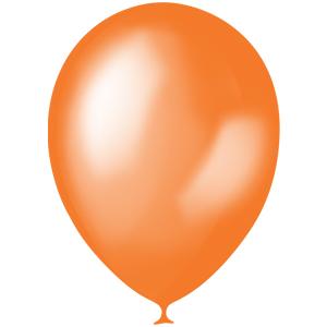 Шар (5/13 см) Декоратор Оранжевый 047 100шт M