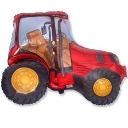 Трактор (красный) мини