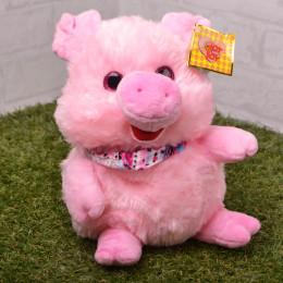 Свинья в одежде муз. 22 см